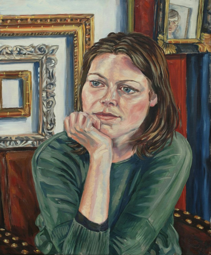 Stephan Ois - Portrait malen lassen Wien