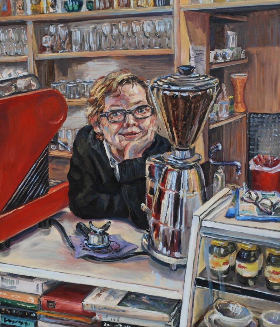 Stephan Ois Portraitmalerei