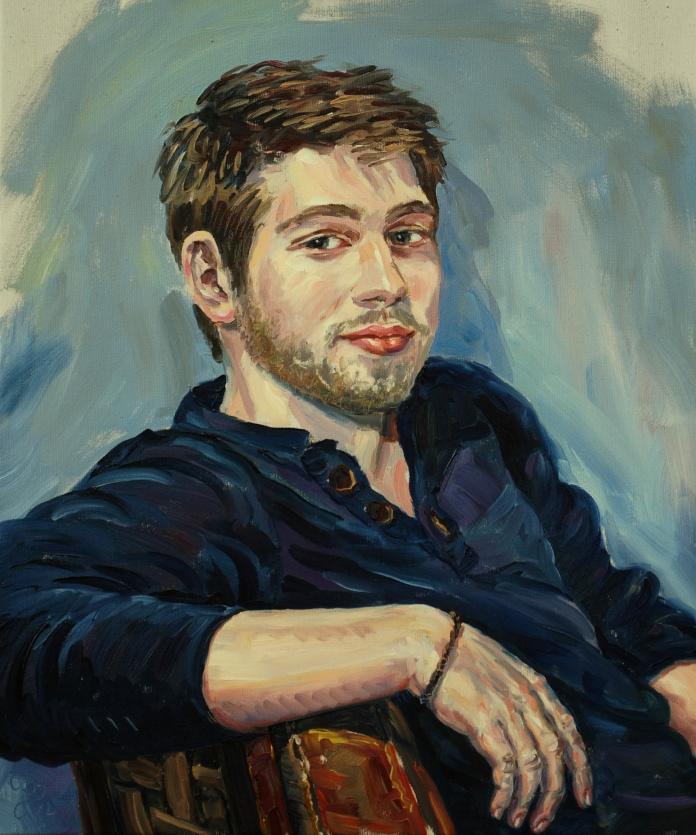 Stephan Oismüller -alla prima Portrait malen lassen