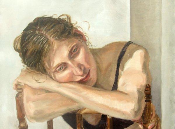 Portrait malen lassen wien österreich, Maltechnik-Ölmalerei, Porträtmaler