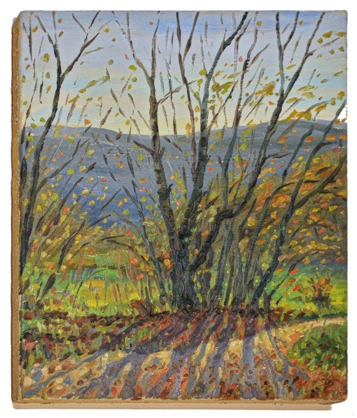 Stephan Ois - zeitgenössische Kunst Ölbilder Landschaften gemalt kaufen Wien