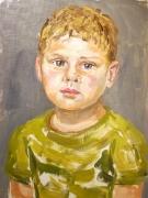 Kinderportrait malen lassen österreich