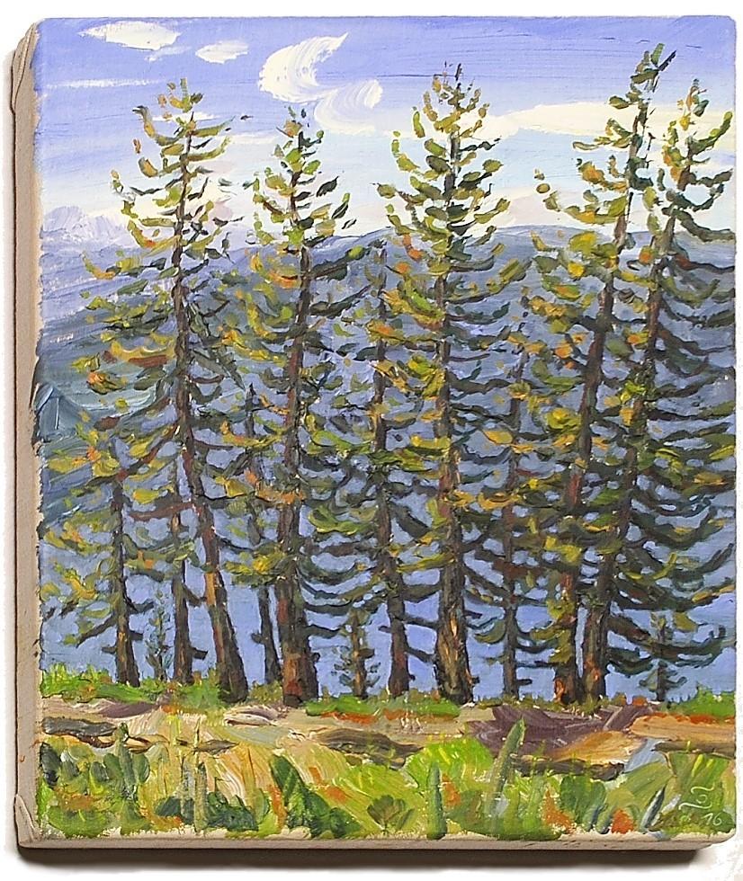 Stephan Ois - Ölgemälde, Landschaft, Malerei, Österreich
