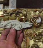 Restaurierung Gold Währing