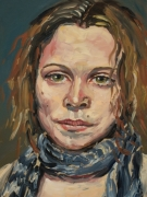 Portraitmaler wien-portrait malen lassen Öl wien