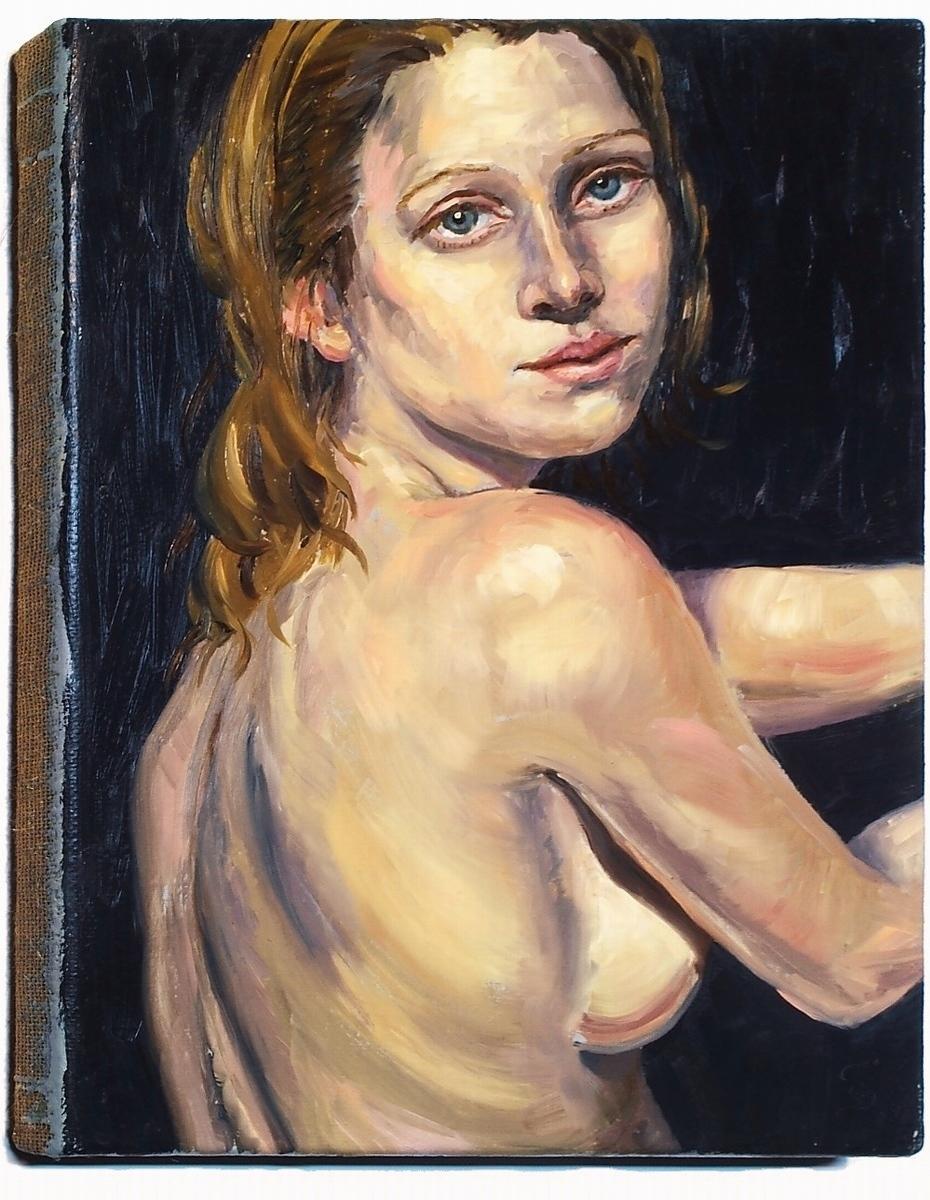 moderne Ölmalerei, Menschenportrait