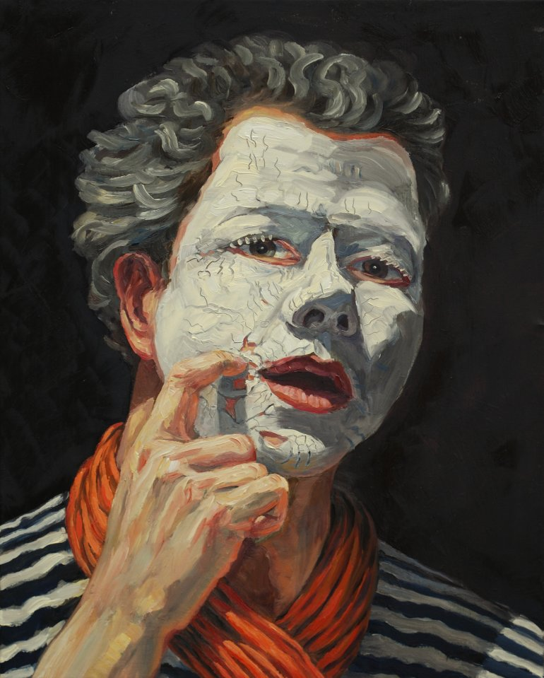 Stephan Ois - zeitgenössische österreichische moderne Malerei Kunst Ölgemälde kaufen(5)