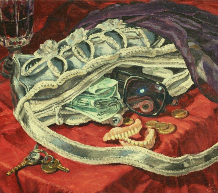 Stephan Ois - zeitgenössische Kunst Malerei Österreich kaufen