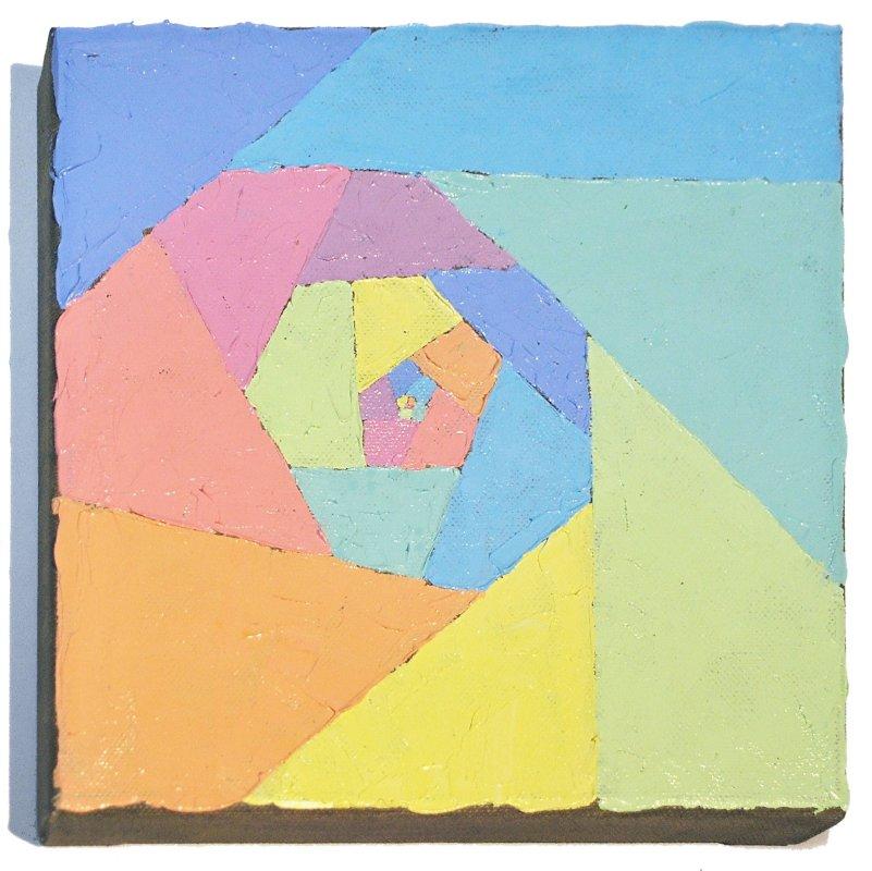 snall gallery - great Art - Rainbows von Stephan Oismüller - Galerie Wien moderne Kunst abstrakte Kunst Acrylbilder kaufen gemalte Bilder