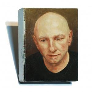Stephan Ois - zeitgenössische Kunst Malerei Österreich Wien kaufen, Portrait malen lassen Öl, Portraitmaler Wien