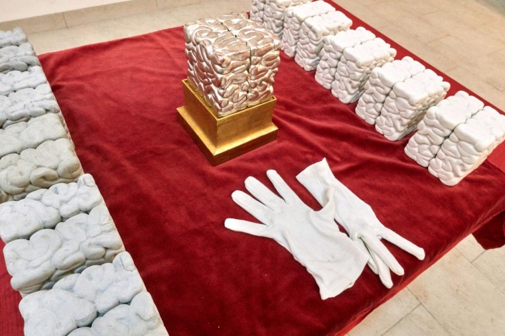 Die erste Kunst-Edition - Neuroskulptur des 21. Jahrhunderts