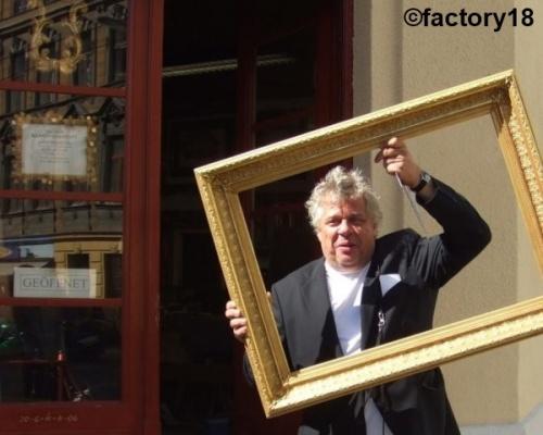 Kunst und Bilderrahmen kaufen in Wien - Kundenbild