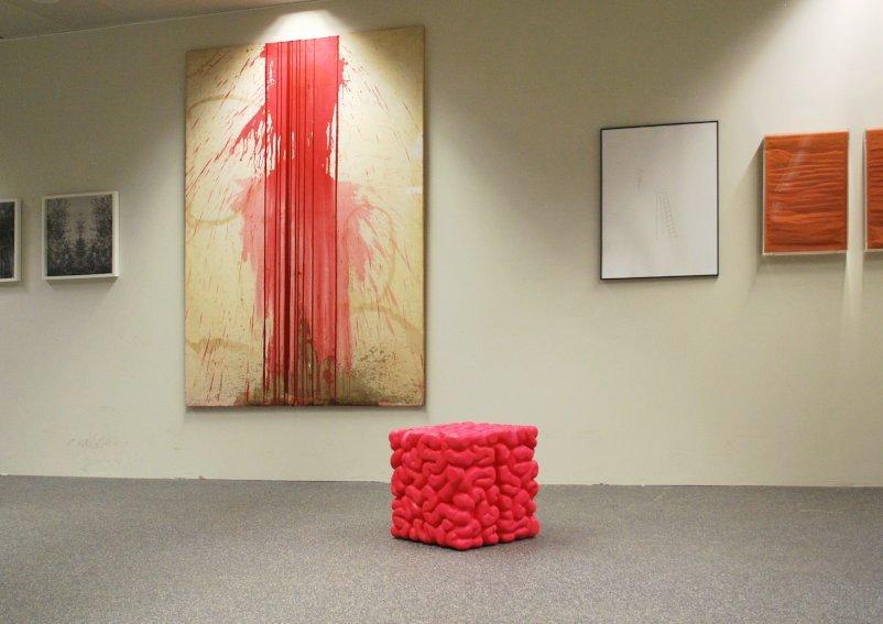 Think Betonskulptur Stephan Ois - Parallel Vienna online Verkauf -
