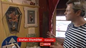 ORF - Report - Stephan Ois - zeitgenössischer Künstler Wien