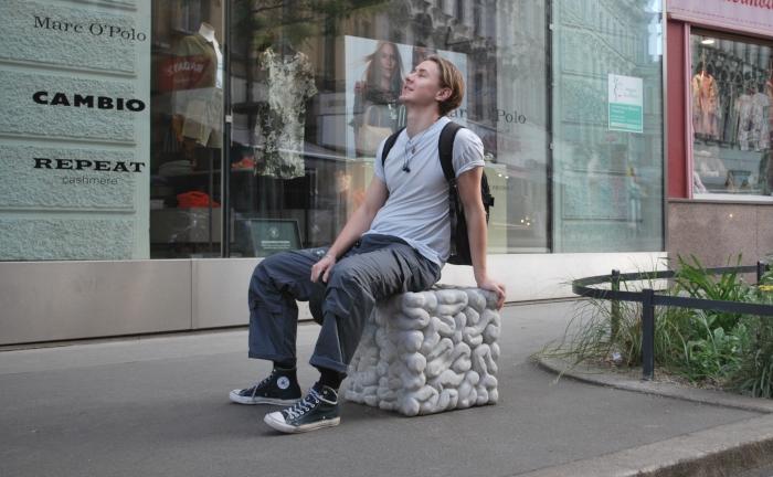 Stephan Ois - Zeitgenössische Kunst im öffentlichem Raum Wien Währing